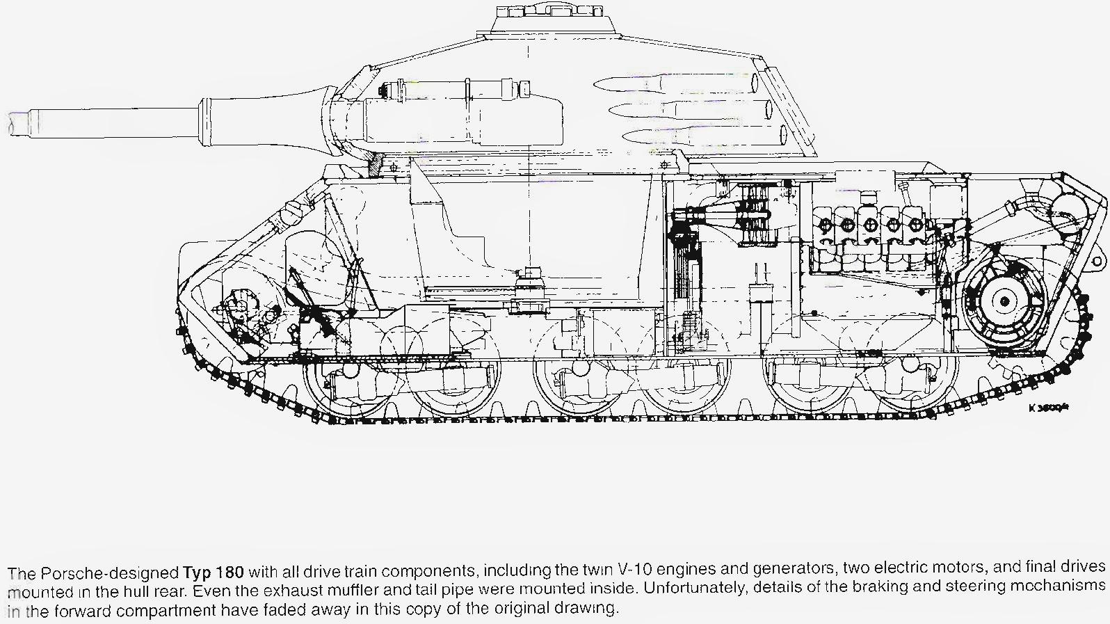 Catainium S Tanks Vk 45 02 P Heavy Tank