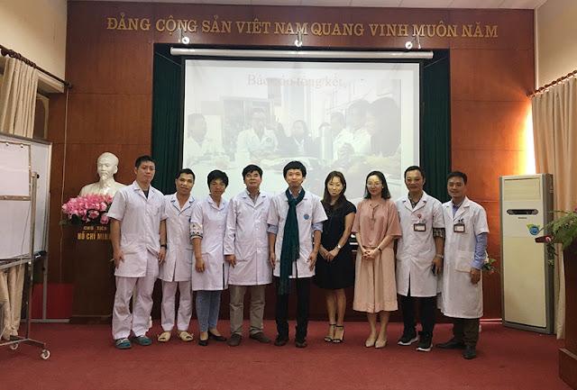 Hướng dẫn khám bệnh tại Bệnh viện Phục hồi chức năng Hà Nội
