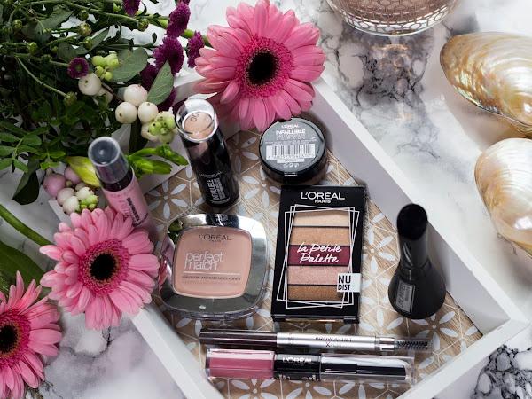 Fix einen frischen Make-Up Look schminken mit L'Oreal Paris
