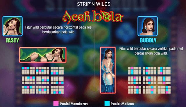 Demo Slots Online Strip'n Roll Serta Panduan Bermain