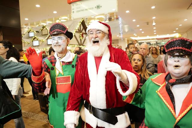 natal, parada de natal ribeirão shopping, parada de natal, desfile de natal em ribeirão preto, ribeirão shopping, natal 2019, ribeirão preto, eventos de natal em ribeirão preto