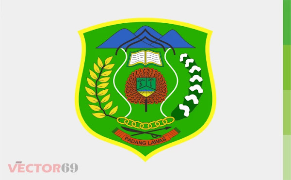Kabupaten Padang Lawas Logo - Download Vector File CDR (CorelDraw)