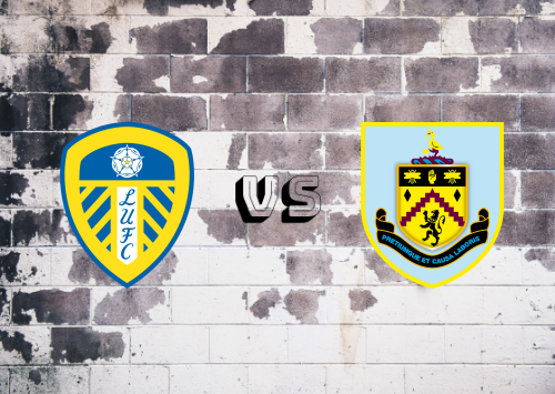 Leeds United vs Burnley  Resumen