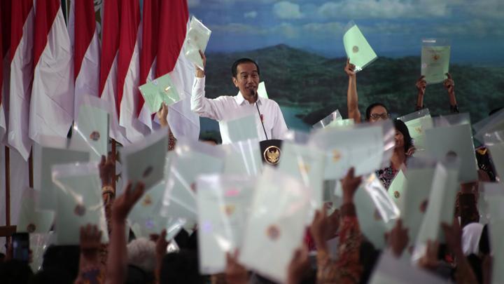 Kritik Mundurnya Demokrasi dan Banyaknya 'Konflik Agraria' di Era Jokowi, Pakar Hukum Unair: Ada 'Gap' antara Kebijakan dan Realita!