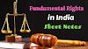 Fundamental Rights in India (அடிப்படை உரிமைகள்)