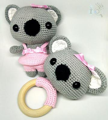 conjunto-de-koalas-de-ganchillo-para-bebé-Ideadoamano