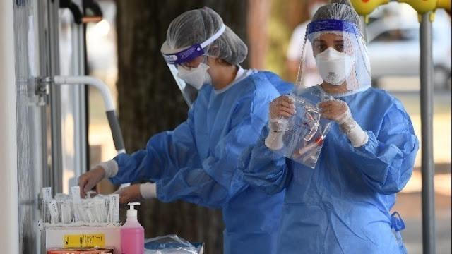 Στα 287 τα κρούσματα κορωνοϊού σήμερα στην Ελλάδα σύμφωνα με τον ΕΟΔΥ - Τρεις νέοι θάνατοι