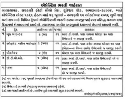Gujarat Photo Litho Press