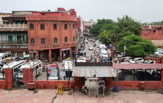 Jama Masjid Nueva Delhi