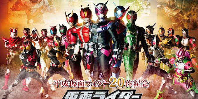 Kamen Rider Heisei Generation Forever Subtitle Indonesia