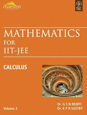 Wiley maestro mathematics calculus for jee main and jee advanced pdf