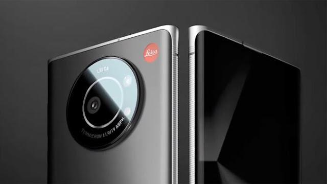 Leica svela il Leitz Phone 1: sensore da 1 pollice, interfaccia utente in bianco e nero e copriobiettivo