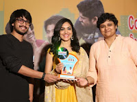 Vijay Devarakonda and Ritu Varma's Pelli Choopulu Movie Success Meet Stills