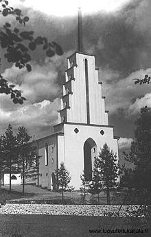 4 March 1940 worldwartwo.filminspector.com Äyräpää church