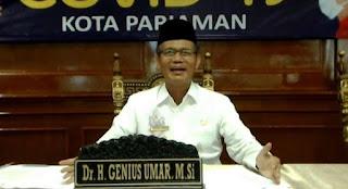 PKB Minta Wali Kota Pariaman Sebaiknya Dibina Karena Menolak SKB Seragam Sekolah