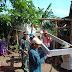 Koramil 0824/08 Mayang Bersama Kepala Dusun,  Bantu Renovasi Rumah Warga Kurang Mampu