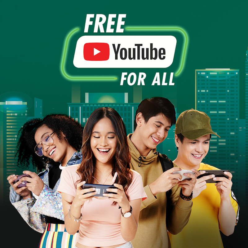 #FreeYouTubeForAll Smart, Sun, & TNT subscribers everyday with these easy steps to follow