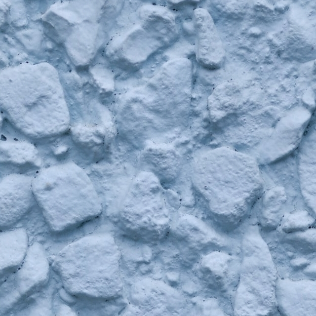 Seamless blue painted stucco wall texture 100%