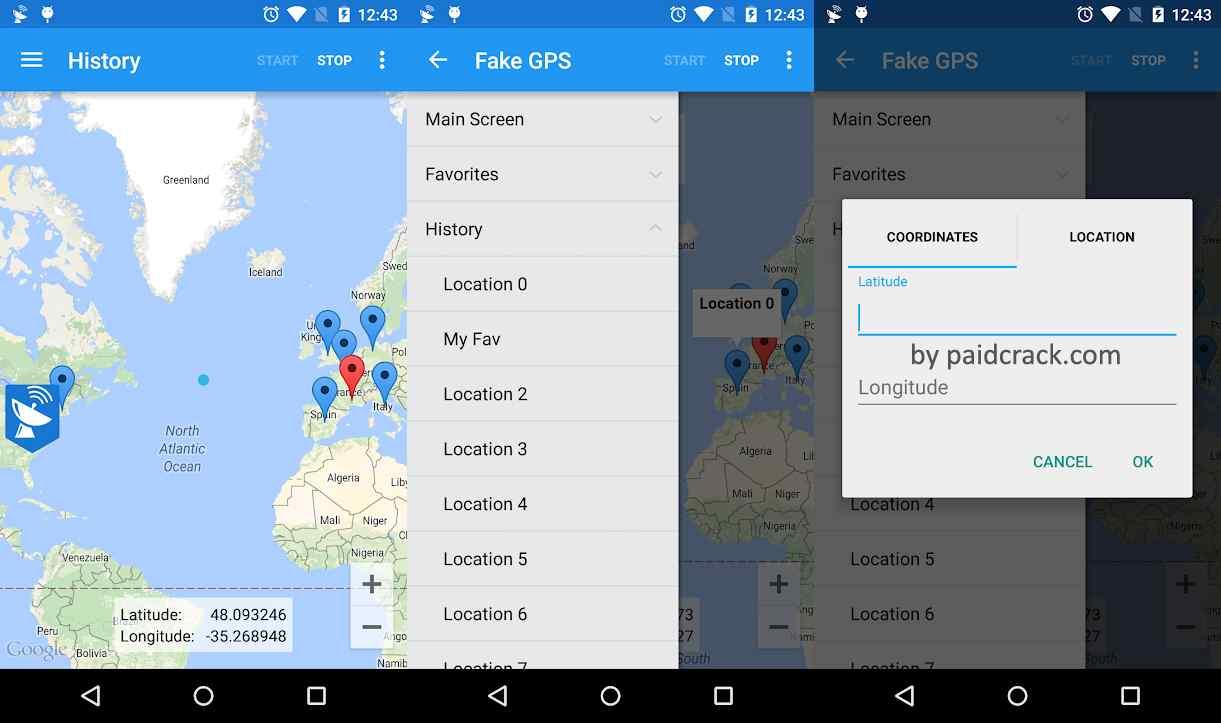 Fake GPS Pro Mod Apk 5.1.0