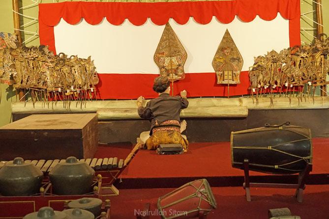 Koleksi Wayang di Museum Ronggowarsito