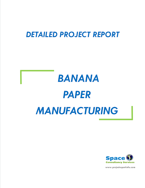 Project Report on Banana Paper Manufacturing