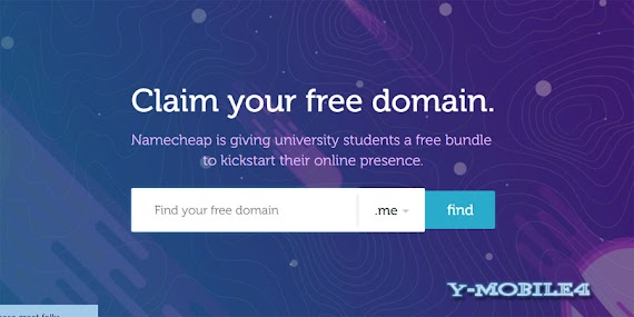 Domain TLD Gratis Dari Namecheap