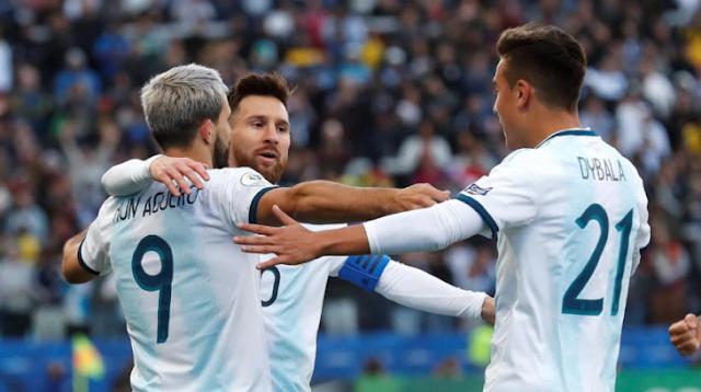Deportes : Con Messi y Agüero, Argentina enfrenta a Uruguay:  hora, formaciones y TV