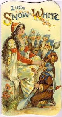 Throwback Thursday: Snow White, By Jacob & Wilhelm Grimm, 1812 Version