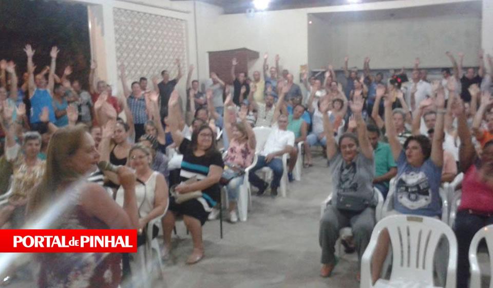 Servidores públicos rejeitam proposta de reajuste salarial da prefeitura