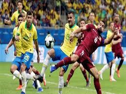 تقرير مباراة البرازيل وفنزويلا في كوبا امريكا