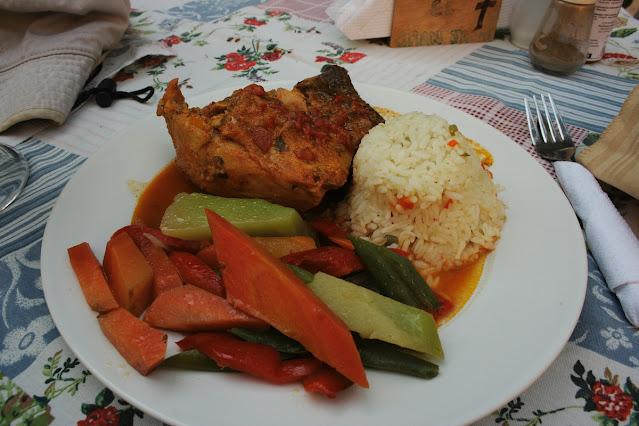 pavo guisado receta peruana facil