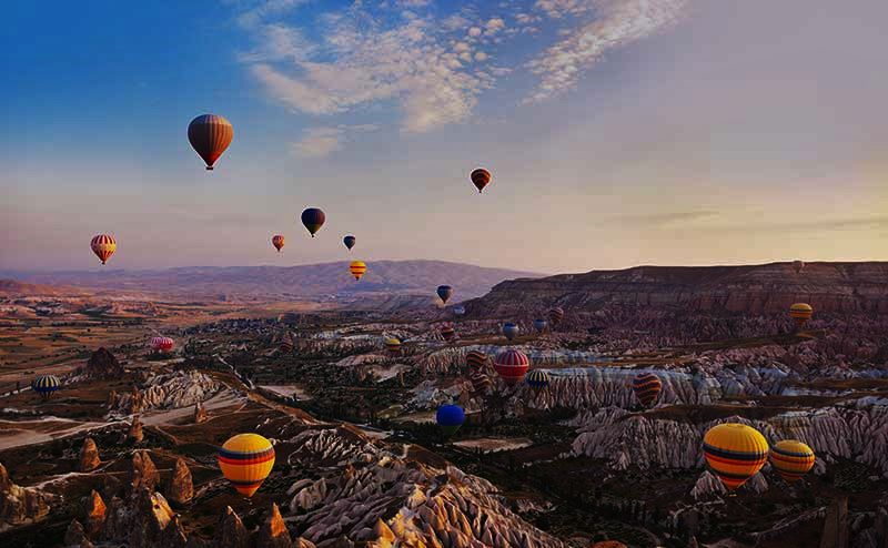 Cpadocia Turkey