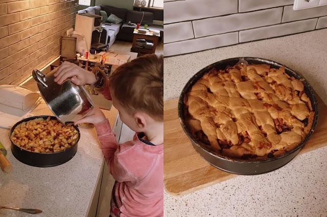 appeltaart bakken