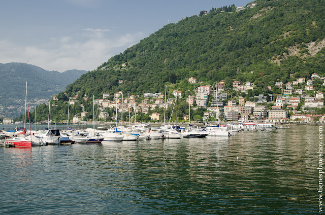 Lago di COmo Italia Lombardia viajar a Italia