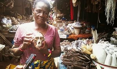Naija News Blog: Benin City's Ritual Market - A MUST READ