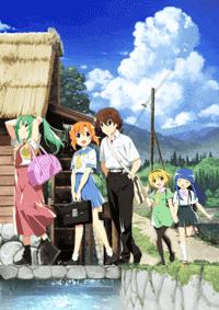 الحلقة 1 من انمي Higurashi no Naku Koro ni (2020) مترجم