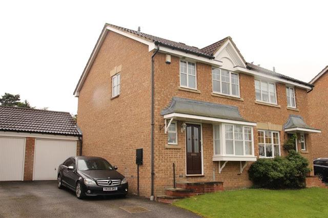 Harrogate Property News - 3 bed semi-detached house for sale Bluebell Meadow, Harrogate HG3
