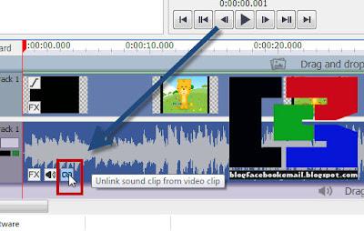 cara menghapus suara pada video