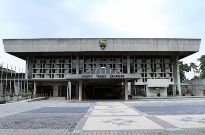 Dewan Tuanku Canselor DTC Universiti Malaya UM Kuala Lumpur KL