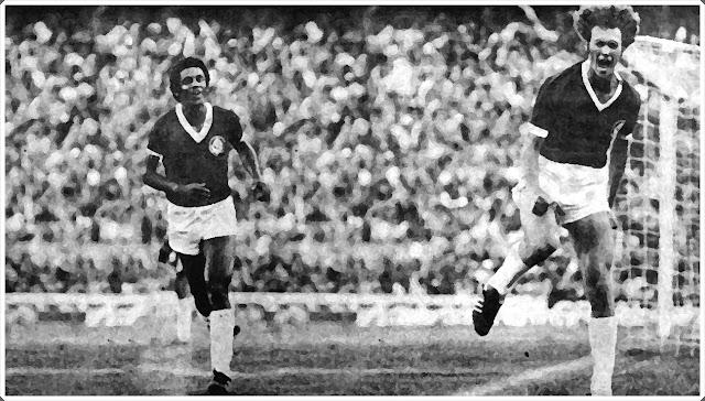 Internacional Falcão Atlético Mineiro 1976