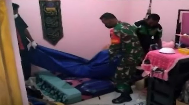 Tidur di Vila Tak Mau Dibangunkan, Wanita Flores Ditemukan Tewas Setelah 2 Hari Tak Bangun