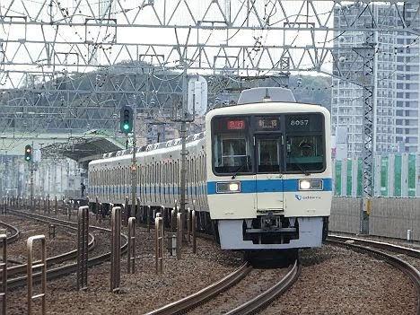 小田急電鉄 急行 新宿行き10 8000形