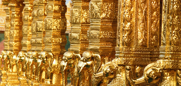 Golden Temple Vellore History