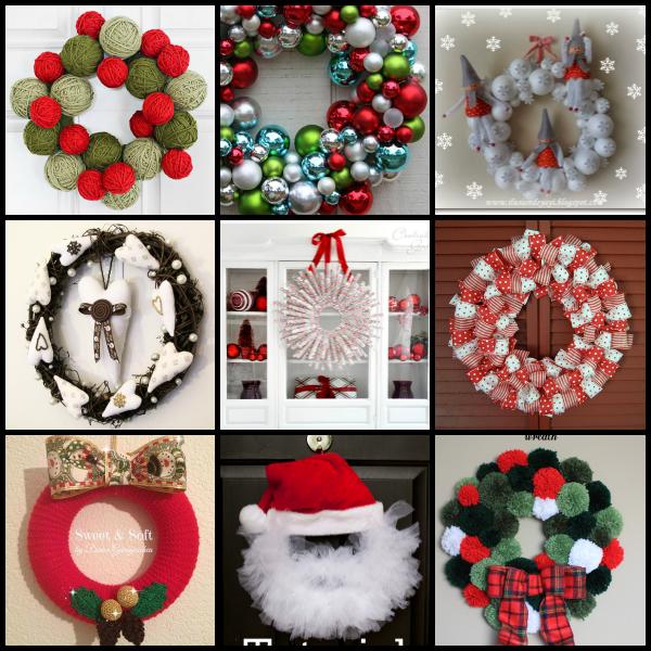 Ideas para una navidad artesanal manualidades - Decoracion navidena artesanal ...