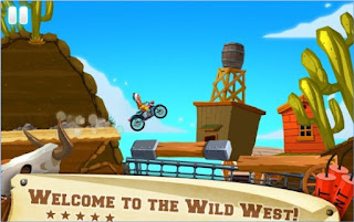Game Wild West Race Apk
