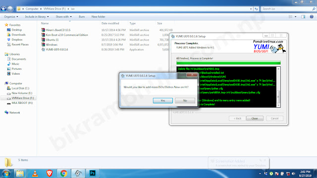 How to make Multi Bootable Pendrive for Multiple Operating System