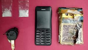 Kurir Narkoba Asal Bungo Ditangkap di Rimbo Bujang