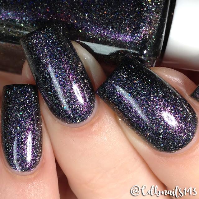 Glam Polish-Return of the Shimmer