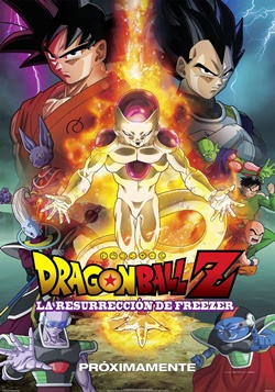 Dragon Ball Z La resurreccion de Freezer online latino