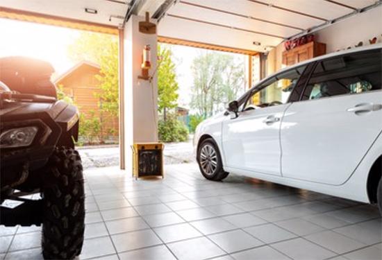 Upgrading the Garage Interior